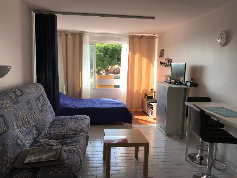 Vente appartement 1 pièces le grau du roi 30240