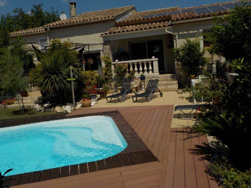 Vente maison/villa 5 pièces marguerittes 30320